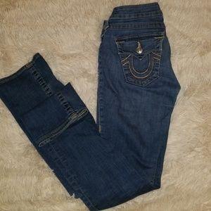 True Religion Boot Cut Jean